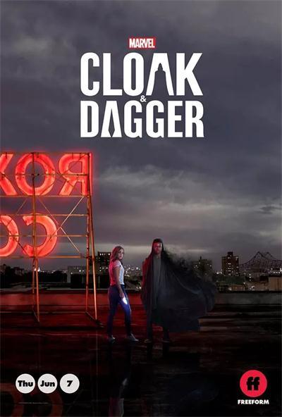 《斗篷与匕首第一季/Cloak & Dagger season 1》全集高清迅雷下载